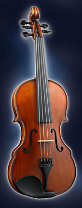 Dahlia 5-String Acoustic Violin